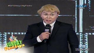 Sunday PinaSaya: A-Friend-Please, ang bagong game show ni Donald Trumpet