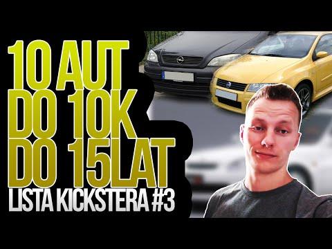 Co na pierwszą furę 10 aut do 10k do 15 lat Lista Kickstera 3