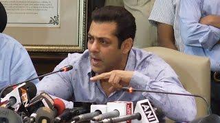 Salman Khan new Brand Ambassador of BMC | Full Interview Video