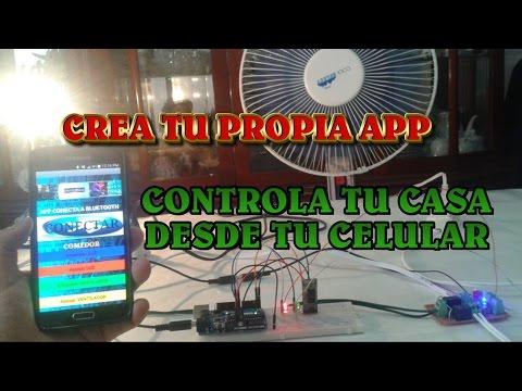 Controla tu casa desde tu celular dise o y creacion de app parte2 daikhlo - App diseno casas ...