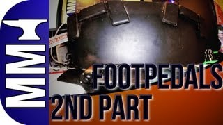 PC Foot Pedals Tutorial | How To Make Homemade, Transcription, Gaming, MIDI Pedals Part 2