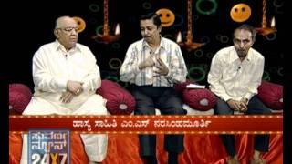 Seg 2 - Habbada haasya laasya - Comedy @ Diwali - Suvarna News