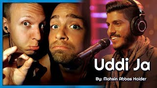 Uddi Ja, Mohsin Abbas Haider, Episode 4, Coke Studio Season 9 | Reaction by Robin and Jesper