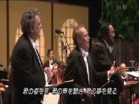 The Three Tenors - Passione (Yokohama 2002)
