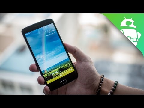 ZTE Blade V8 Pro First Look at CES 2017
