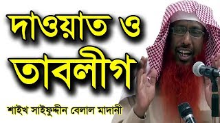 Dawat o Tabligh by Saifuddin Belal Madani