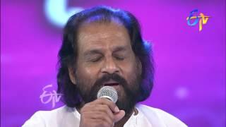 Rajeeva Netraya Song - K.J.Yesudas Performance in ETV Swarabhishekam - ETV Telugu
