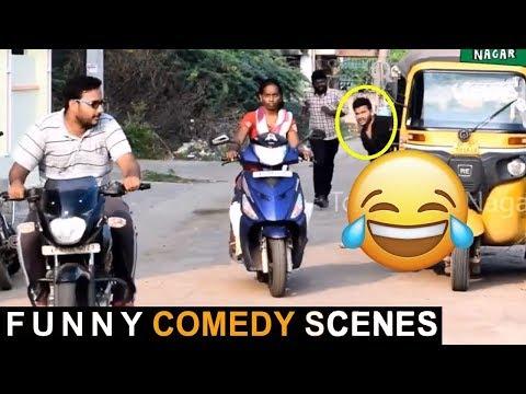 Funny Comedy Scenes Telugu | Telugu Comedy Videos 2018 | Latest Funny Videos 2018 | Tollywood Nagar