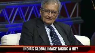 'The Argumentative Indian' Amartya Sen