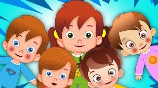 Five Little Babies   Nursery Rhymes Songs For Children And Babies   Kids Song