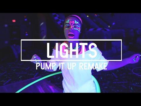Lights (Pump It Up Remake) Music Video