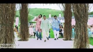 Malamal - Akira, Kuwar Virk, Mika Singh, Miss Pooja | Housefull 3