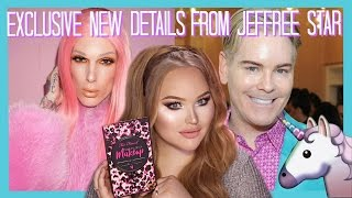 JEFFREE STAR SPILLS EXCLUSIVE TEA AND YOU ARE NOT READY FOR IT!