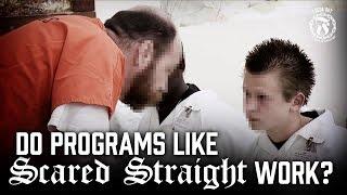 Do programs like Scared Straight Work? - Prison Talk 13.11