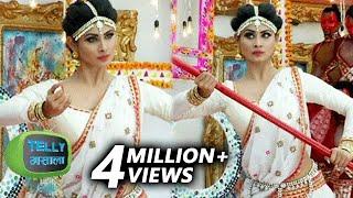 (Video) Mouni Roy Aka Shivanya's Performance On Holi   Naagin   Colors   Holi Special