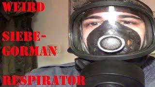 Weird Siebe Gorman Respirator