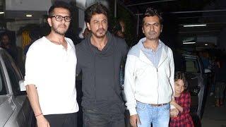 Raees Movie GRAND Screening Full Video HD - Shahrukh Khan, Nawazuddin Siddiqui, Ritesh Sidhwani