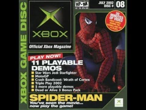 OXM Demo #08 July 2002