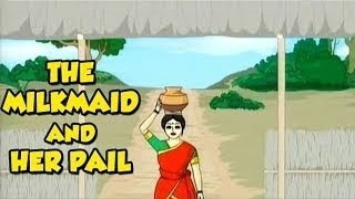 Tales of Panchatantra - Day Dreams Tamil - Tamil Animated Stories For Kids
