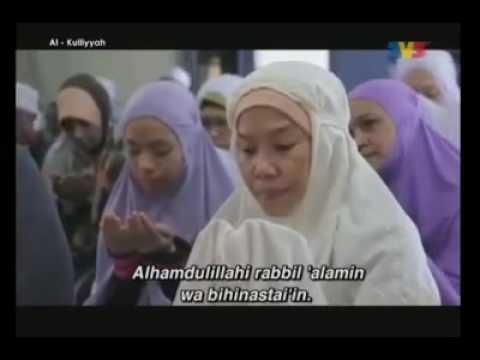 Doa untuk ibu dan ayah too emotional