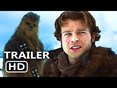 Xxx Mp4 SOLO A STAR WARS STORY Official Trailer 2018 FULL Trailer Han Solo Movie HD 3gp Sex