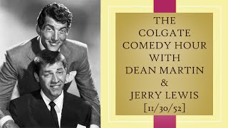 The Colgate Comedy Hour:  November 30 1952