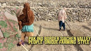 Gilgit Baltistan A Short Documentary روایتی کاشتکاری By Nisar ali Khasman