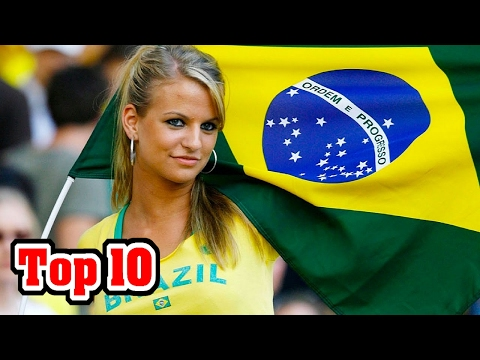 watch Top 10 AMAZING Facts About BRAZIL