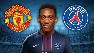 Is Anthony Martial On His Way To PSG?   Transfer Review