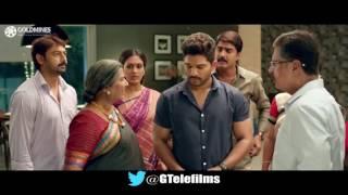 Sarrainodu 2017 Hindi Dubbed Official Comedy Scene   Allu Arjun, Rakul Preet Singh, Brahmanandam720p