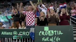 Marin Cilic v Juan Martin Del Potro - Singles Final - DC 2016