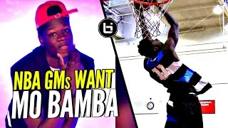 Mo Bamba Has Something NO NBA PLAYER Has & All NBA GMs Want! OFFICIAL Mixtape