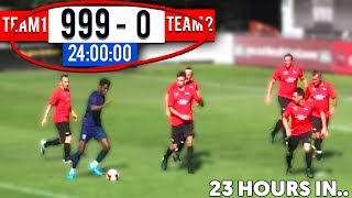 I Challenged My Friends To Score 1 Million Goals in 24 Hours