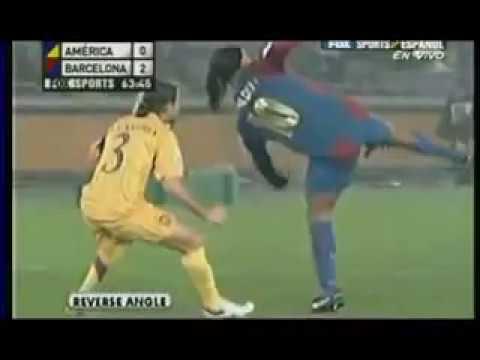 5 tecnicas mortales futbol