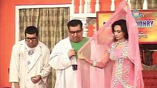 Zafri Khan, Deedar and Nasir Chinyoti New Pakistani Stage Drama Full Comedy Clip