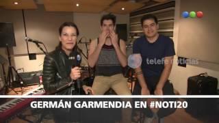 Germán Garmendia presenta