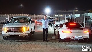ONLY IN DUBAI! SUVs Racing Supercars | VLOG