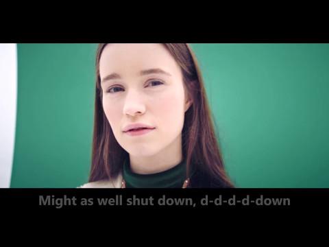 Sigrid Fake Friends Lyric Video