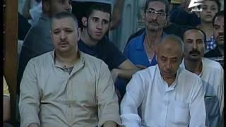 فضيلة الشيـخ  محمود محمد الخشت و تلاوة قرآن فجر الأحد 21 رمضان 1437  هـ   الموافق 26  6 2016   م من