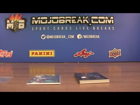 6/18 - Father's Day Sports Cards! Spots Available www.MOJOBREAK.com