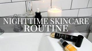 Nighttime Skincare Routine: Anti-Aging   Kendra Atkins