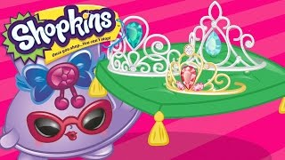 SHOPKINS -THE CROWN | Cartoons For Kids | Toys For Kids | Shopkins Cartoon