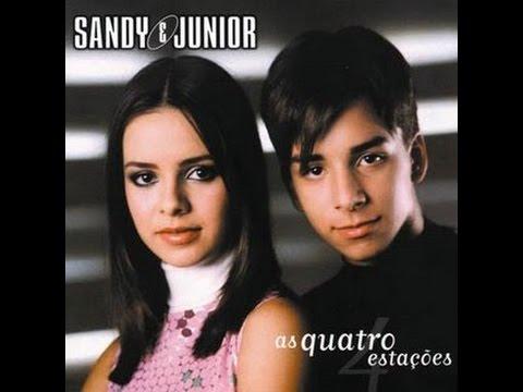 Sandy e Junior As 4 estações CD completo 1999