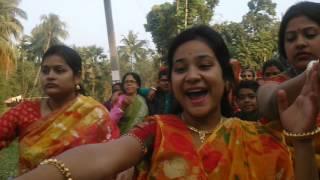 BENGALI HINDU NICE GIRLS DANCE BEFORE WEDDING PART- 2