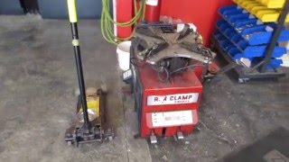 AMERCIAN MADE TIRE MACHINE VS CHINESE MADE TIRE MACHINE WHATS THE DIFFERENCE?