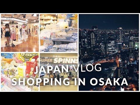 Xxx Mp4 Japan Vlog Osaka Shopping In Umeda Shinsaibashi Namba 3gp Sex