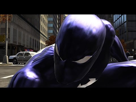 Spider Man Web of Shadows All Cutscenes Evil Path Game Movie PC 1080p 60FPS