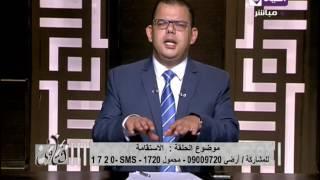برنامج فتاوى -  الشيخ / إبراهيم رضا - يوضح الفرق بين زكاة المال وزكاة الفطر