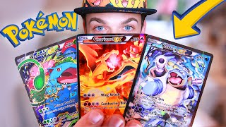 Pokemon - CRAZY RARE POKEMON CARD OPENING!