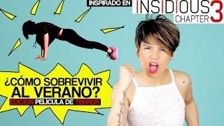How To Survive A Horror Movie - Rutina de Ejercicios - Get Bikini Body Ready For Summer